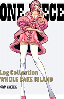 """ONE PIECE Log Collection """"WHOLE CAKE ISLAND"""" [DVD]"""