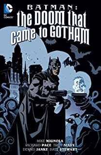 Batman: The Doom That Came To Gotham (2001-2002) (DC Elseworlds) (English Edition)