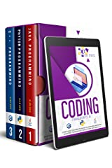 CODING: 3 MANUSCRIPTS IN 1: Everything You Need To Know to Learn PROGRAMMING Like a Pro. This Book includes PYTHON, JAVA, and C ++ Kindle Edition