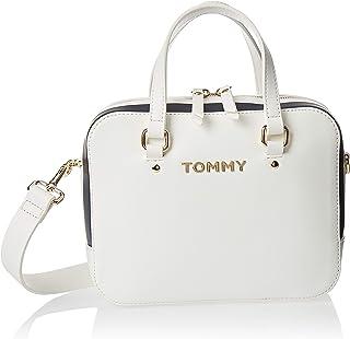 Tommy Hilfiger Satchel  for Women-Bright White