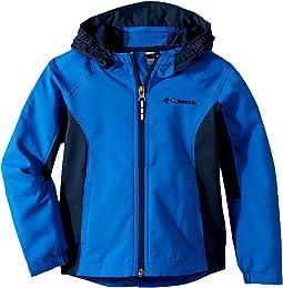 Columbia Kids - SplashFlash™ II Hooded Softshell Jacket (Toddler)