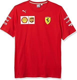 PUMA Men's Scuderia Ferrari Sf Team Tee