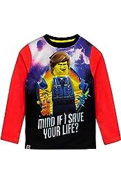 Lego Boys cm-Magische Wendepailletten Long Sleeve Top
