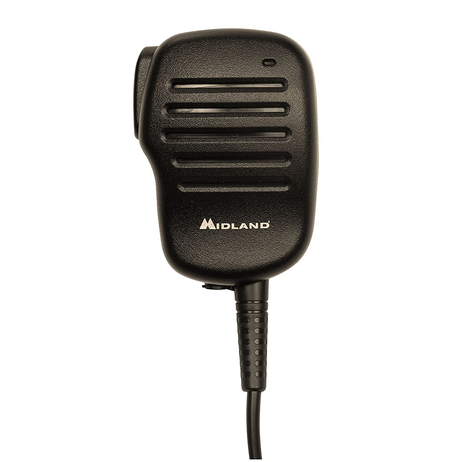 Midland Consumer Radio BA4 Shoulder Speaker Microphone for Business Portable Radio