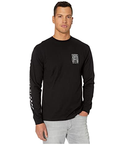 Vans Ave Long Sleeve (Black) Men