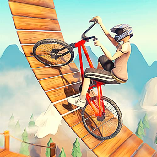 Impossible Mega Ramp BMX Bike Stunts Simulation Game
