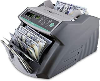 Kolibri Rook Same Denomination Bill Counter Machine with UV, Magnetic and Infrared Counterfeit Detection