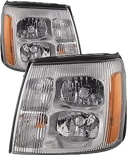 03 escalade headlights