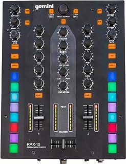 Gemini PMX-10 - Mezclador de 2 canales