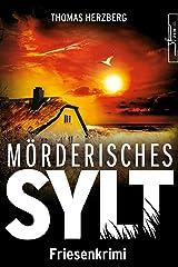 Mörderisches Sylt: Friesenkrimi (Hannah Lambert ermittelt 3) Kindle Ausgabe