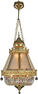 Decorative Islamic Chandelier 980/45/12 Asfour Crystal