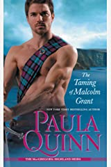 The Taming of Malcolm Grant (The McGregors: Highland Heirs Book 4) Kindle Edition