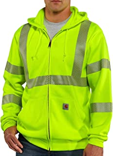 Men's High Visibility Class 3 Sweatshirt