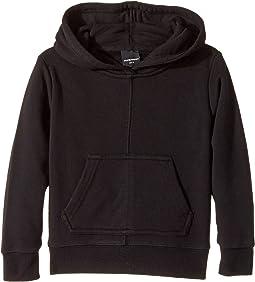 SUPERISM - Blake Fleece Hooded Long Sleeve Pullover (Toddler/Little Kids/Big Kids)