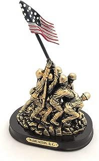 Washington DC Us Marine Corps War Memorial Figurine: The Iwo Jima Memorial (6