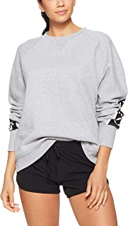 Calvin Klein Women's Cropped Oversized Pullover