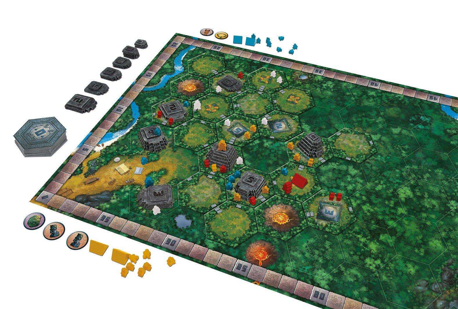 machebelcarrello Juego de Mesa (versión en Italiano).: Amazon.es: Juguetes y juegos
