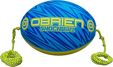 O'Brien Shock Ball Towable Tube Rope Float, Blue