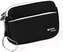 DURAGADGET Black Neoprene Soft Cover - Compatible with Tesco Hudl 2 + Chunky Stylus!