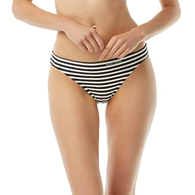 MICHAEL Michael Kors Logo Stripe Classic Bottoms (Bone) Women