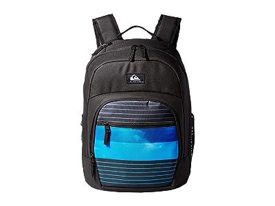 Quiksilver Schoolie Cooler II (Moonlit Ocean) Backpack Bags