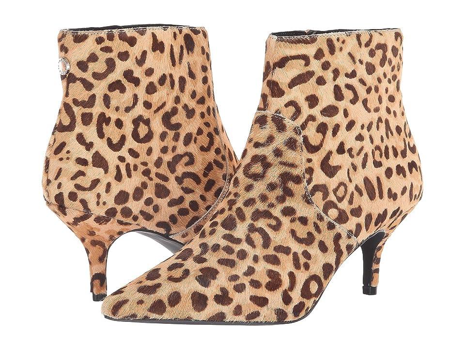 Steve Madden Rome-L Dress Bootie (Leopard) Women