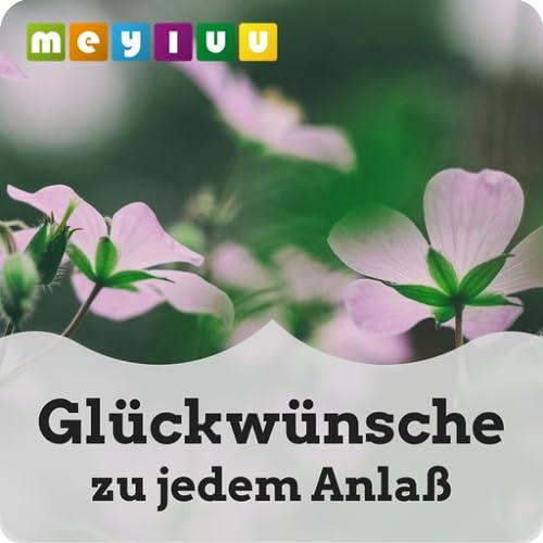 meyluu: Bilder-Message App, Geburtstagsgrüße, Liebessprüche, digitale Geburtstagskarte, Glückwunschkarte und mehr...