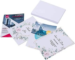 4x6 cardstock printing