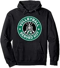 Best starbucks volleyball hoodie Reviews