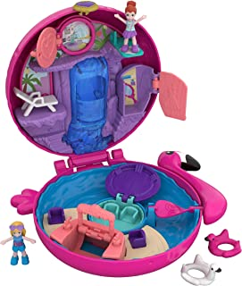 Polly Pocket Big Pocket World, Flamingo
