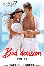 BAD DECISION - Part I & II: DOC Romance Novels series (Romantic Suspense) (English Edition)