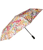 Kate Spade New York - Floral Dot Travel Umbrella