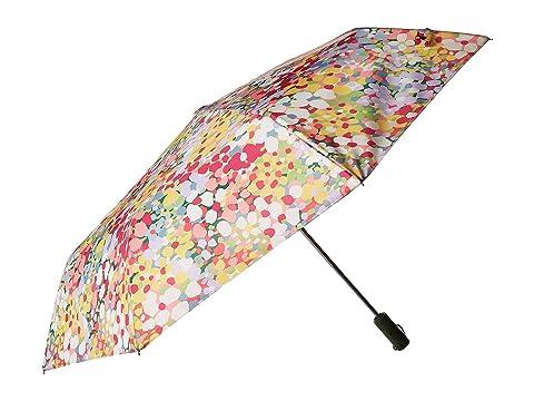 Kate Spade New York Floral Dot Travel Umbrella