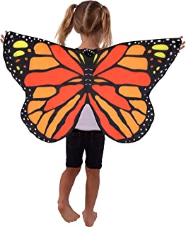 Monarch Butterfly Wings for Kids