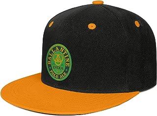 Unisex Ballantine-IPA- Strapback Hat Visor Hat Hip Hop Caps