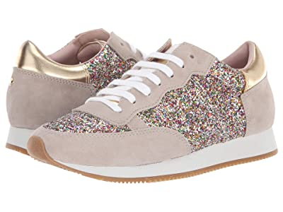 Kate Spade New York Felicia Sneaker (Multi Glitter) Women