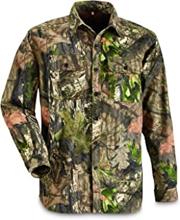 Guide Gear Men's Button Front Hunting Shirt