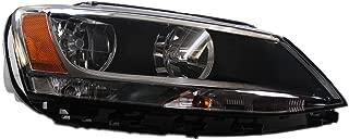 11-12 Vw Jetta Sedan Headlamp Assy Rh