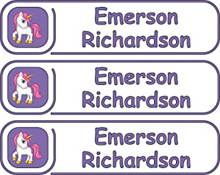 All-purpose, Custom Name Labels, Multiple Colors And Sizes, Waterproof, Microwave And Dishwasher Safe, Washer And Dryer Safe, Daycare Labels, Labels For School, Custom Stickers, Camp Labels