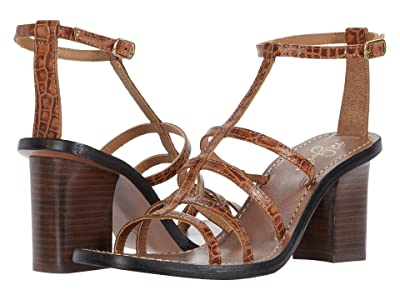 42 GOLD Emilla (Cognac Leather) Women