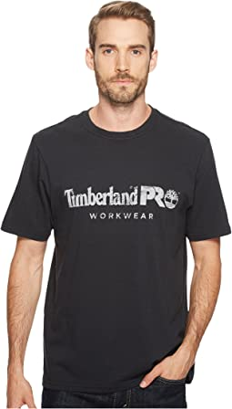 Timberland PRO - Cotton Core Short Sleeve T-Shirt