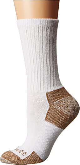 Cotton Crew Work Socks 3-Pair Pack
