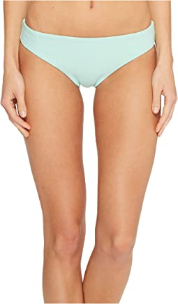 Color Block Retro Bikini Bottom