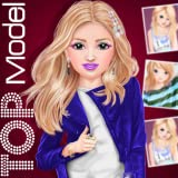 Top Model Stylist Dressup and Makeup