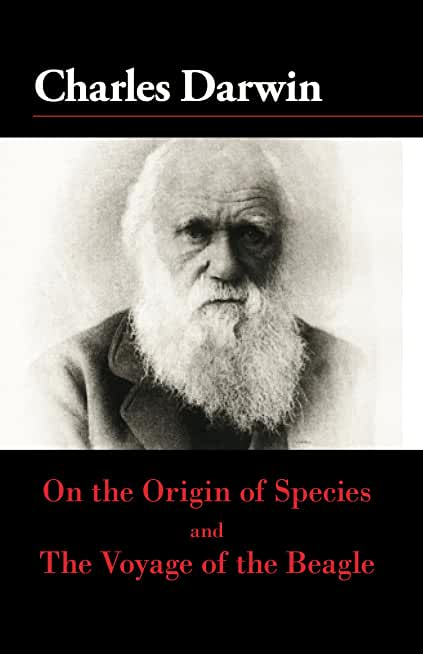 On the Origin of the Species and The Voyage of the Beagle (English Edition)