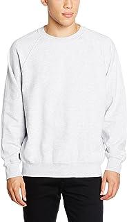 Fruit of the Loom Men Raglan Classic Sweater