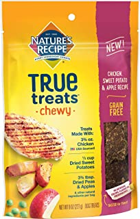 grain free jerky dog treats