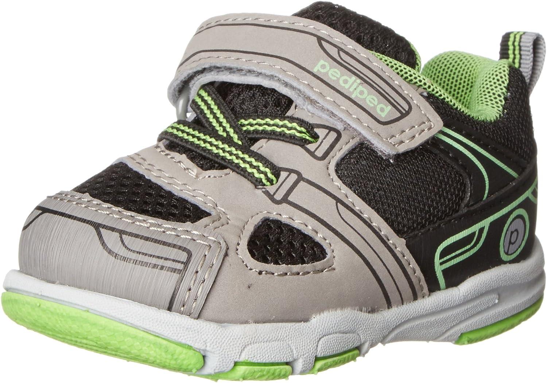 pediped Mars Grip-N-Go Running Shoe (Toddler/Big Kid)