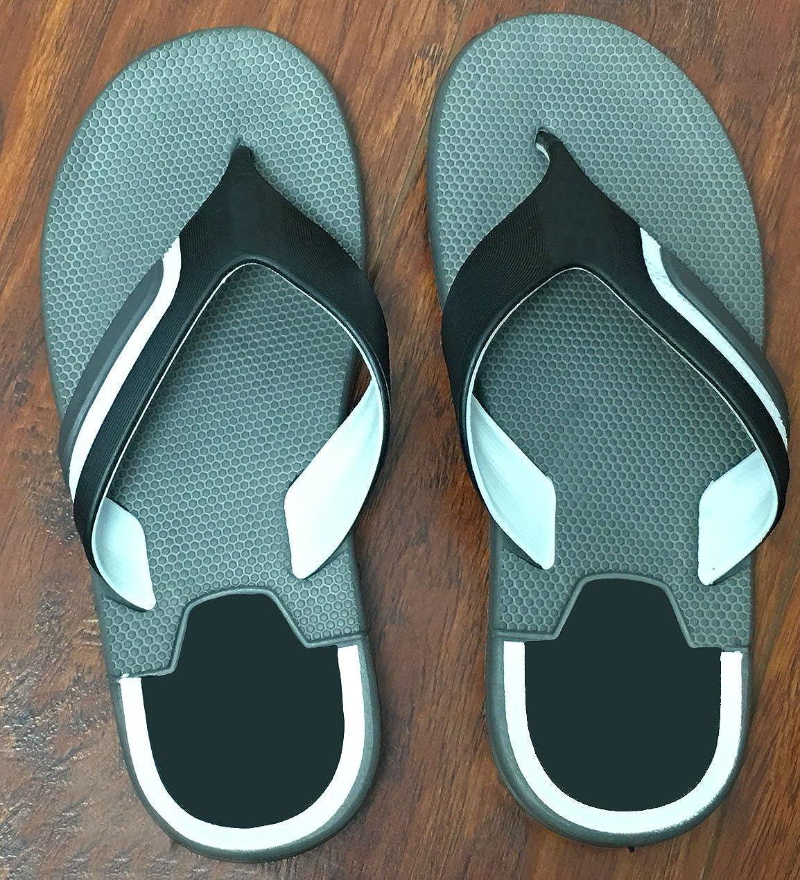 Men's & Women's Slides Comfortable Beach Sandals Slipper Non Slip Yoga Mat Flip-Flops Shower Beach Shoe