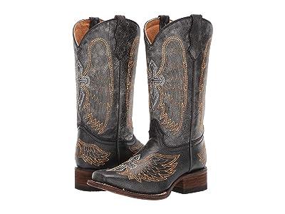 Corral Boots Kids A1032 (Little Kid/Big Kid) Cowboy Boots